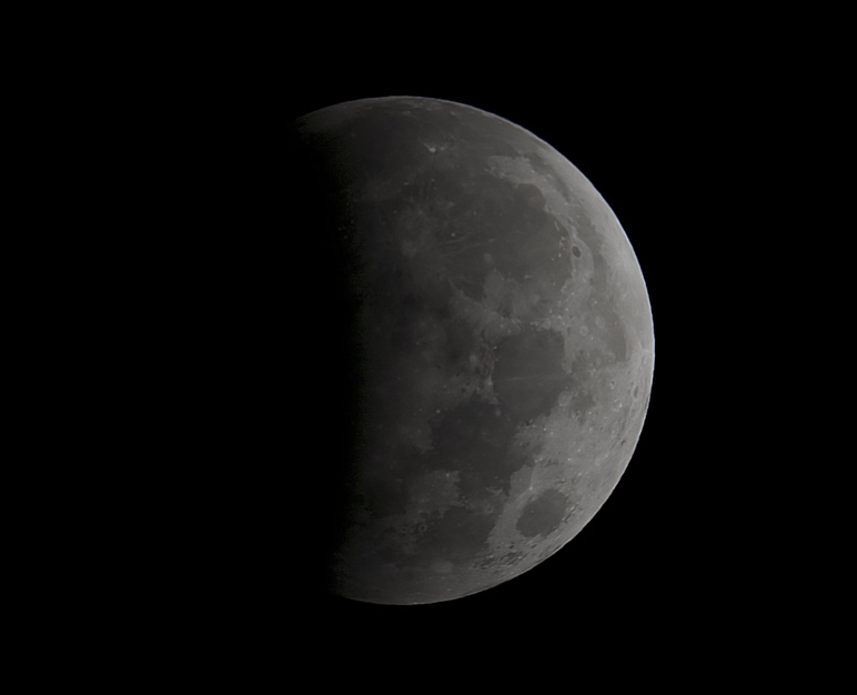 Partial Eclipse of the Moon