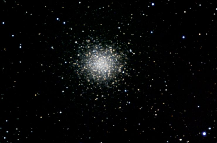 M14 star cluster